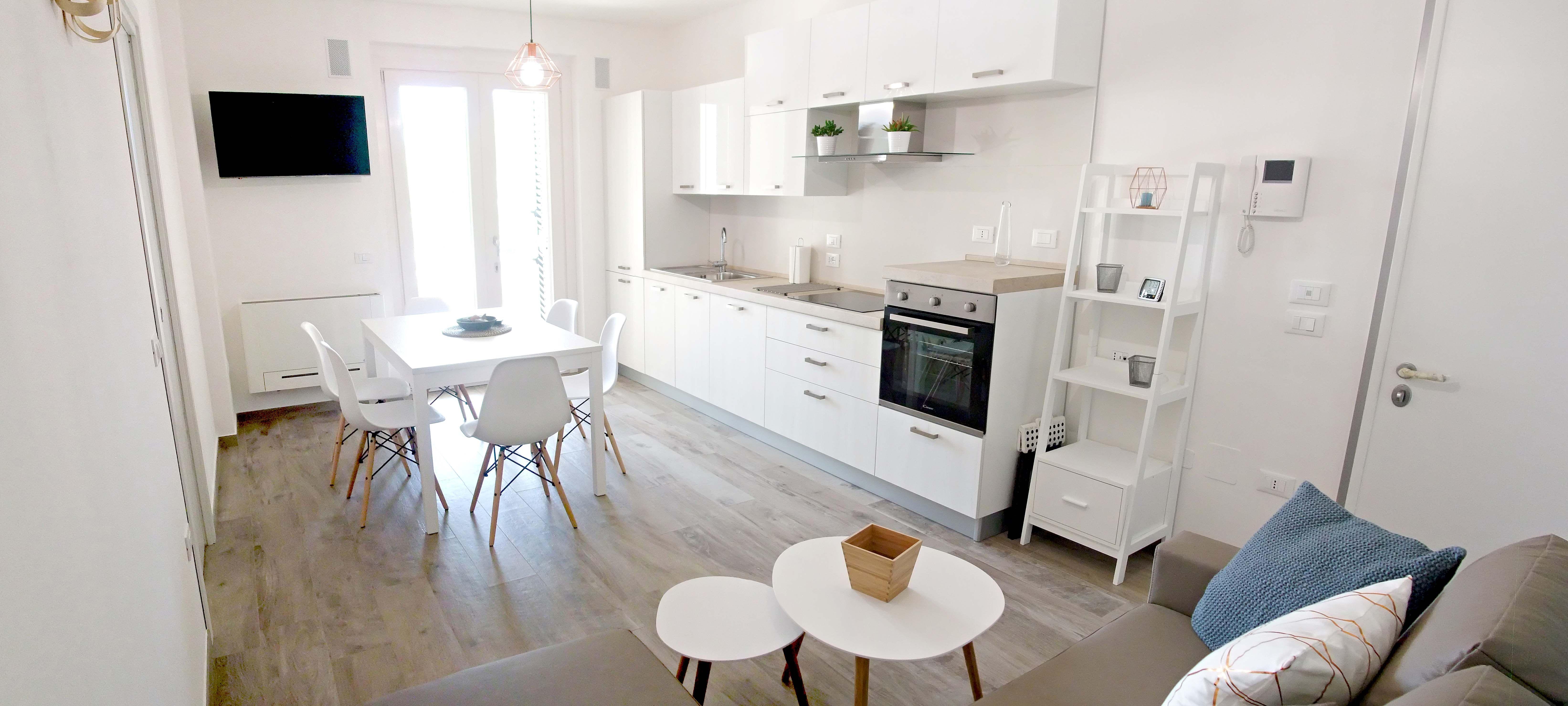 Nuovo appartamento in stile moderno