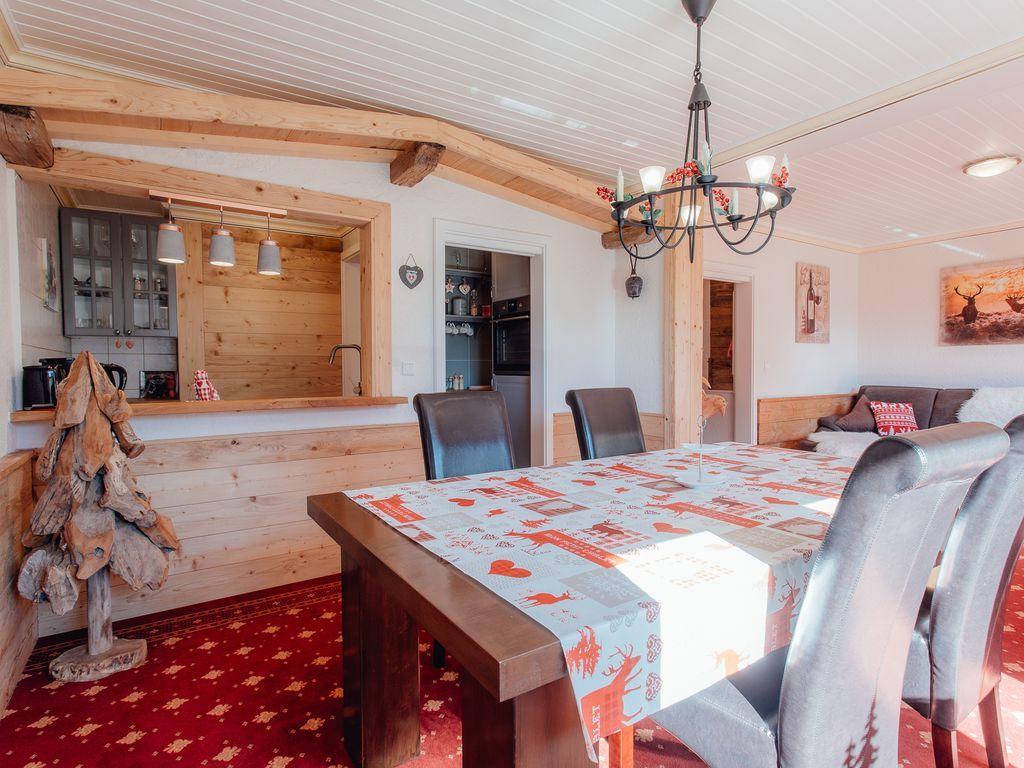 Alojamiento en Leutasch de 1 habitación