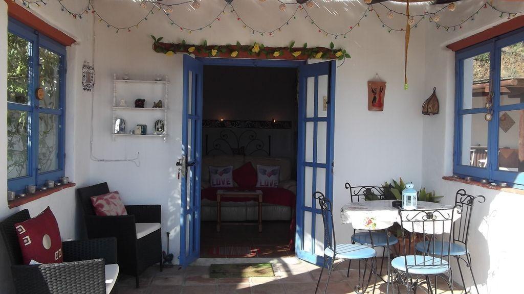 Piso en Malaga con jardín