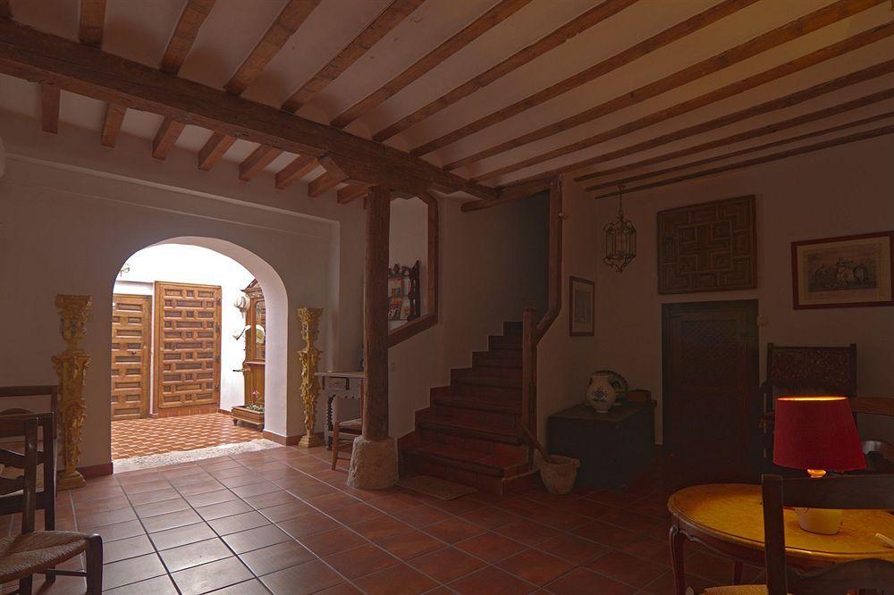 Residencia con vistas en Chinchón