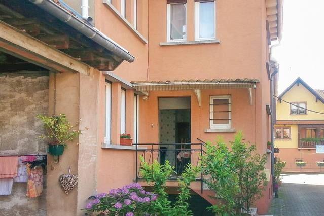 Vivienda de 4 habitaciones en Scherwiller