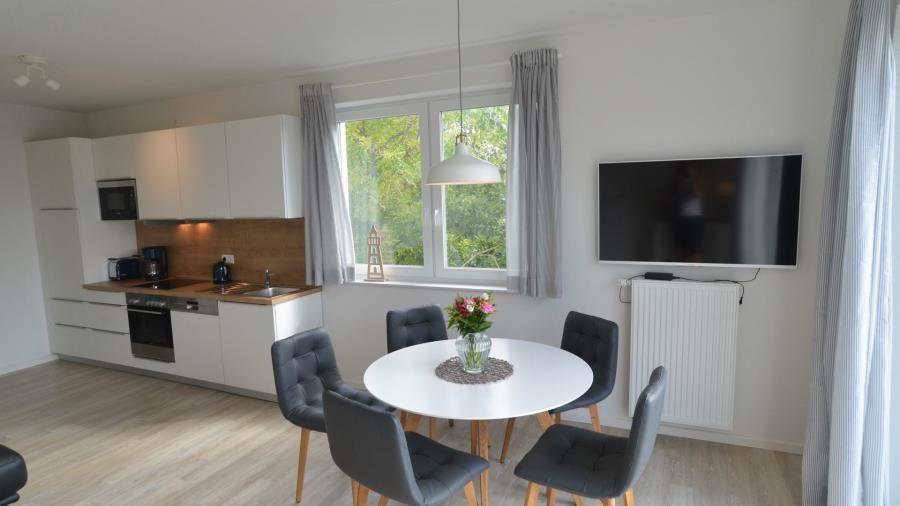 Wohnung in Wangerooge mit 3 Zimmern