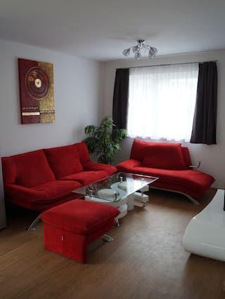 Eingerichtete Wohnung auf 60 m²