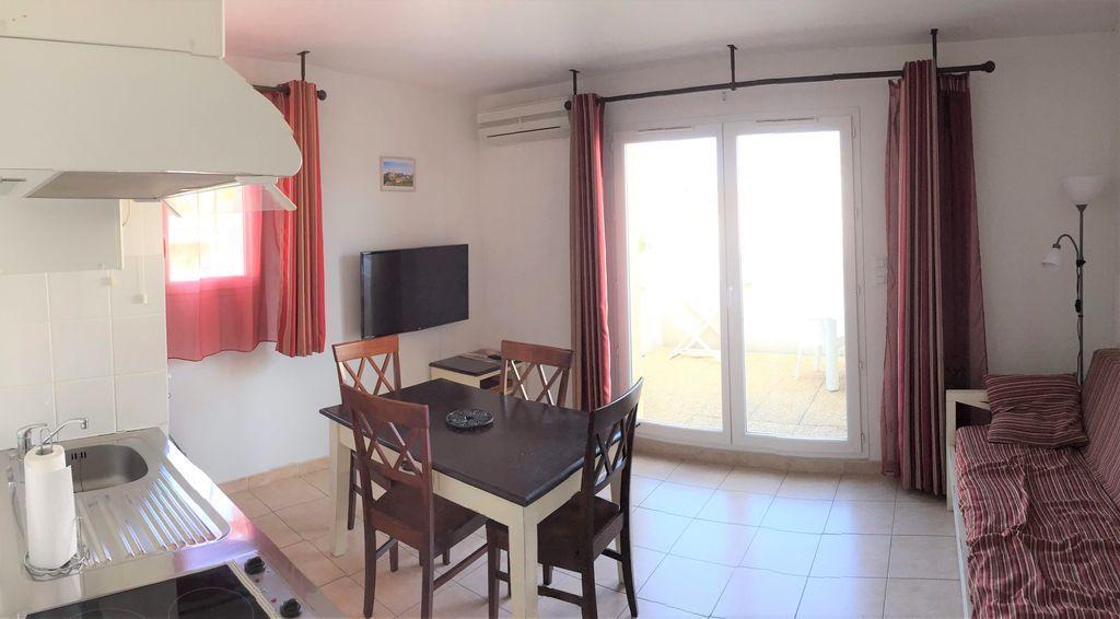 Appartement de 32 m² pour 4 voyageurs