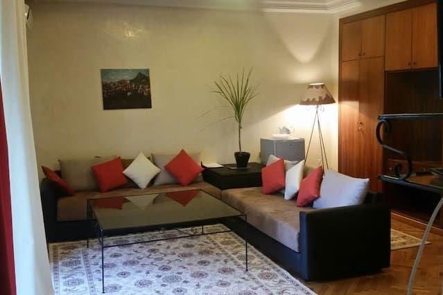 Habitación cómodo en Casablanca
