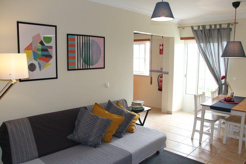 Apartamento práctico de 1 habitación