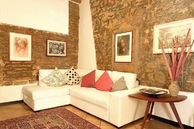 Traditional Florentine apartment