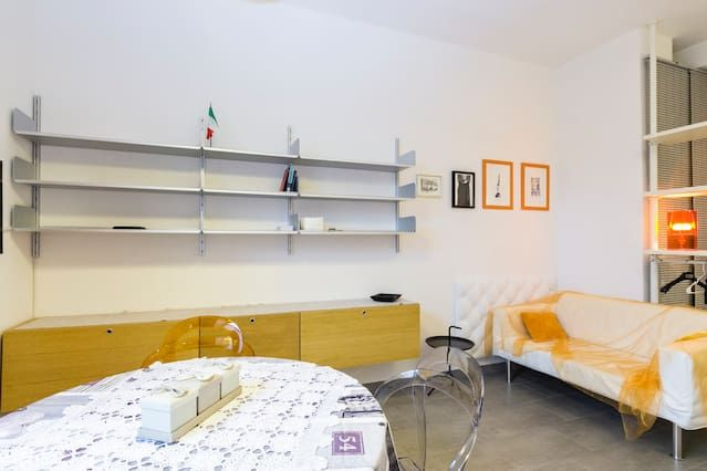 Apartamento en Bolonia con  AC