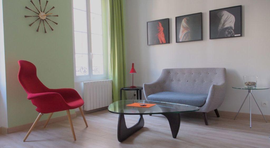 Fonctionnel hébergement de 36 m²
