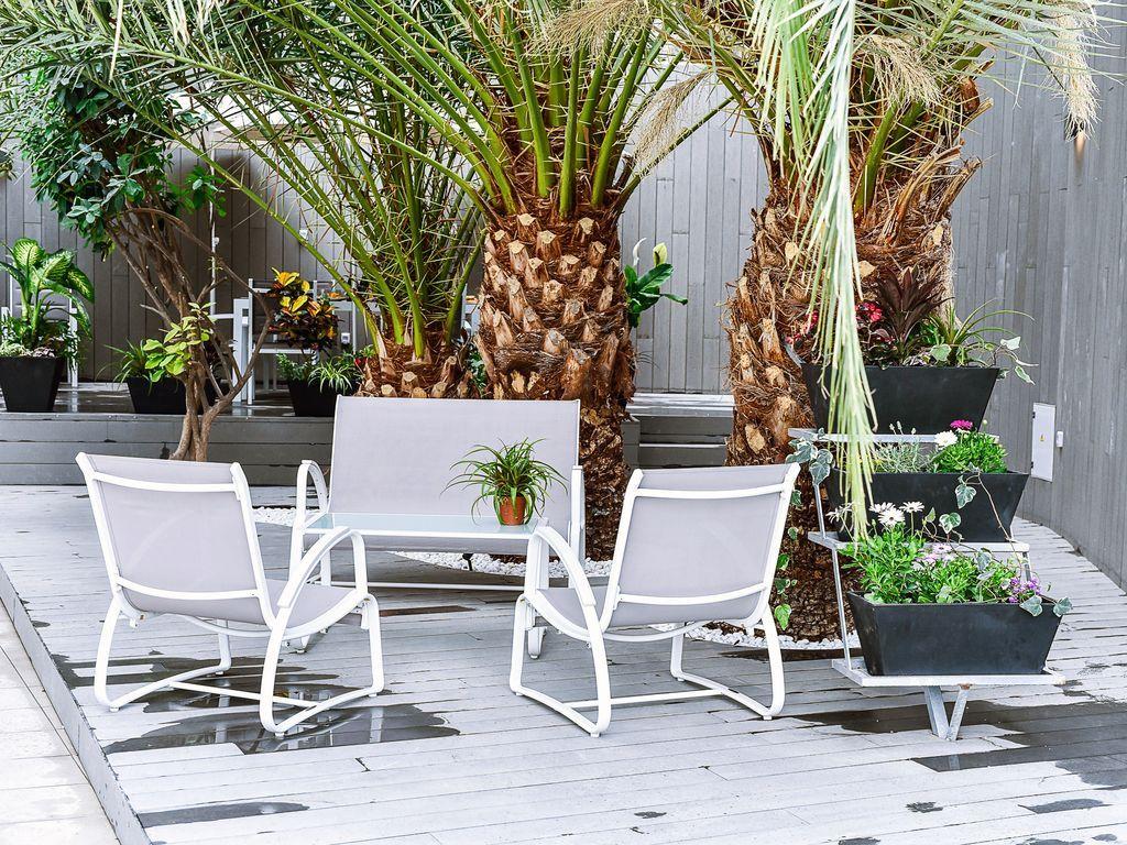 Ferienunterkunft auf 40 m² in Mogán