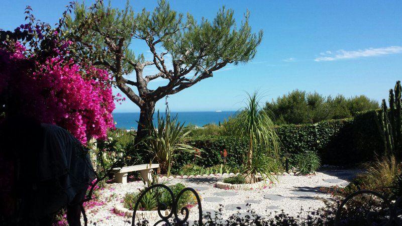 Zwischen Nizza und Cannes