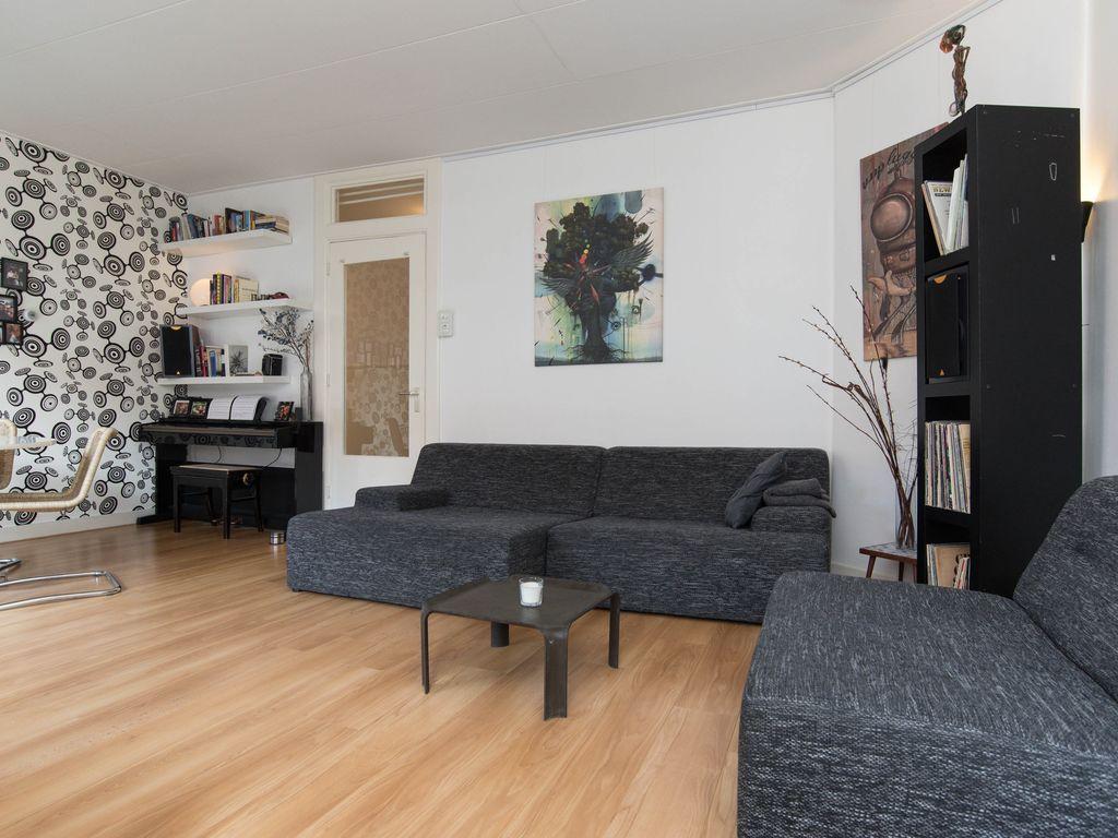 Vivienda para 4 huéspedes en Amsterdam