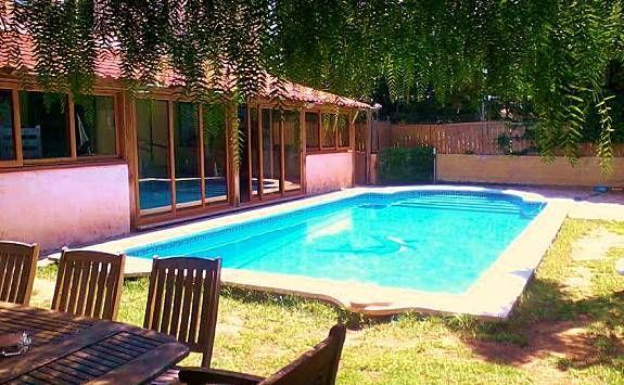 Residencia con piscina en Reus
