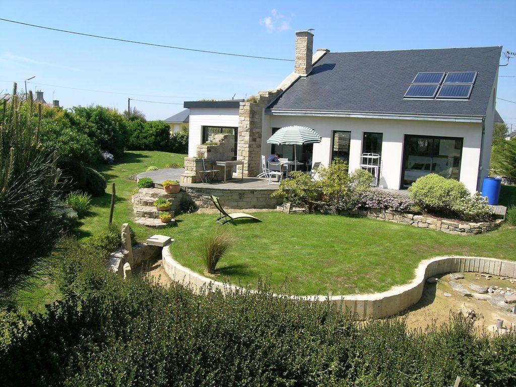 Alojamiento maravilloso con jardín