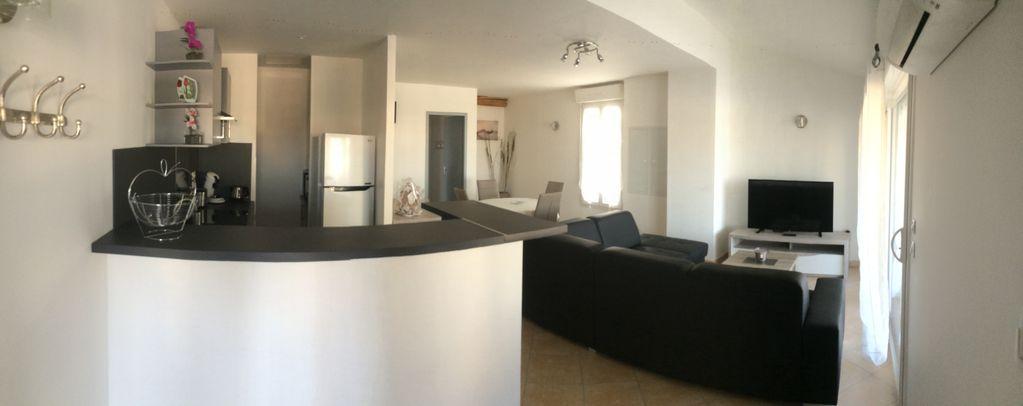 Apartamento de 65 m² para 4 huéspedes
