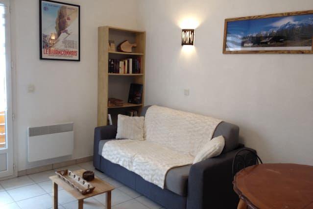 Provisto alojamiento de 35 m²