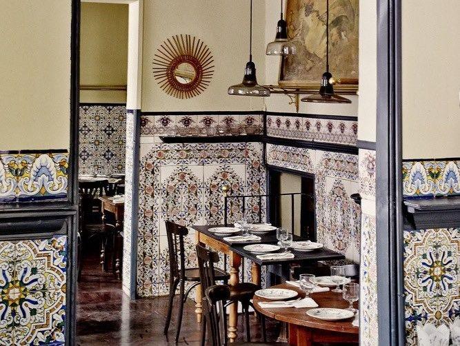 Restaurant La Carmencita Madrid