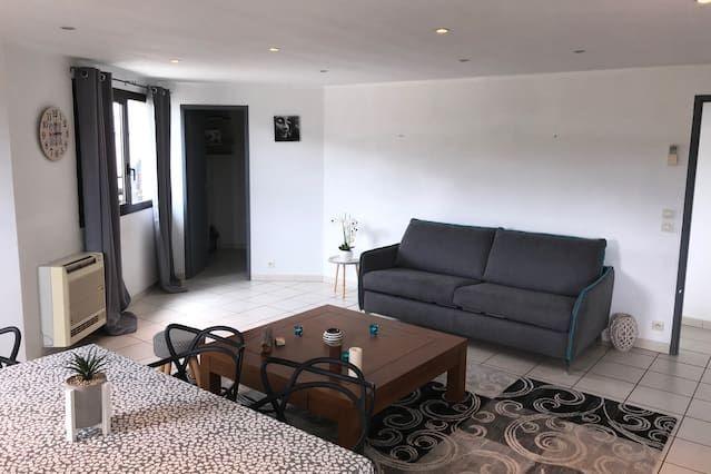 Familial appartement à Collioure
