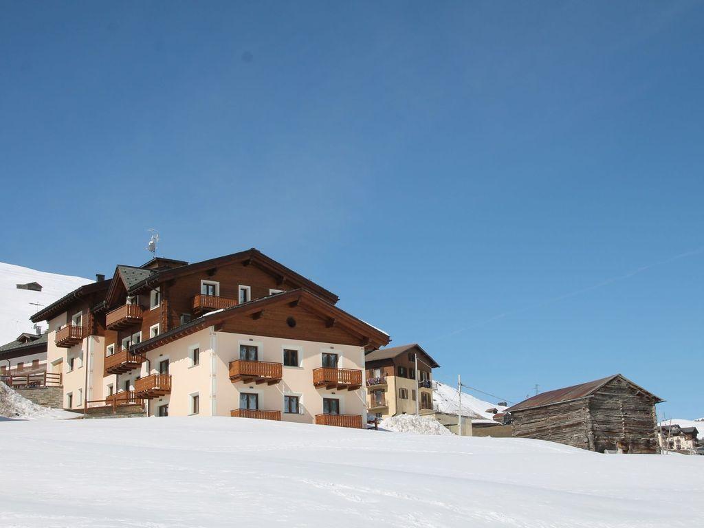 Appartamento con balcone di 50 m²
