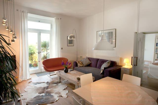 Bristol Luxury Garden Apartment