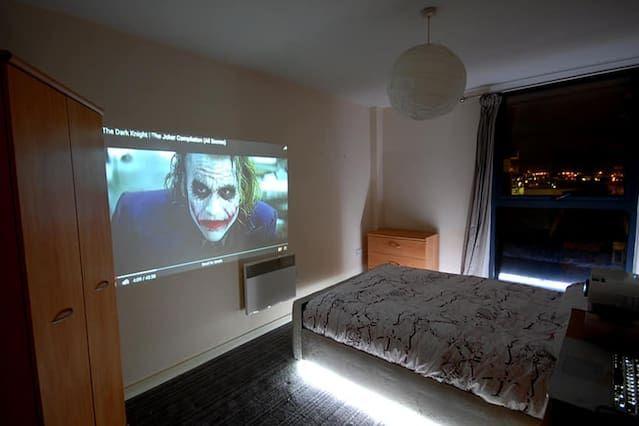 Atractiva vivienda en Mánchester