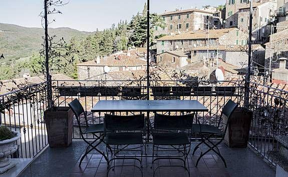 Residencia familiar en Campiglia marittima