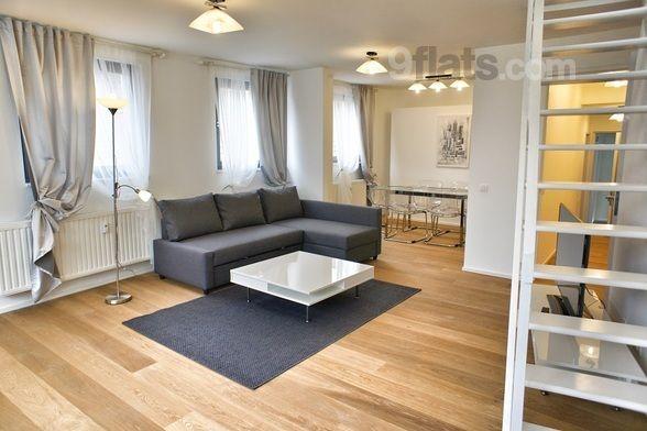 Apartamento céntrico en Bruselas con TV por cable y Calefacción