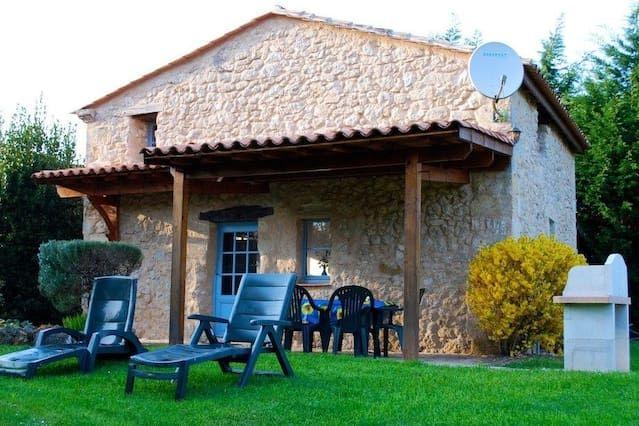 Casa con wi-fi en Saint-romain-la-virvée