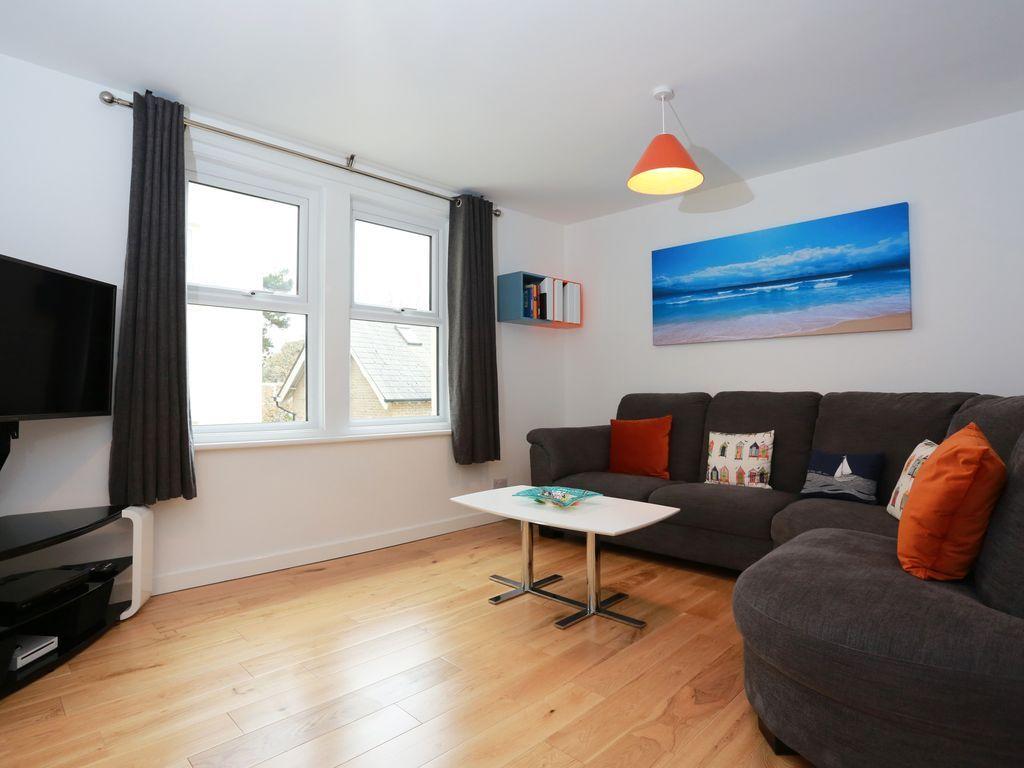 Apartamento con parking incluído en Bournemouth