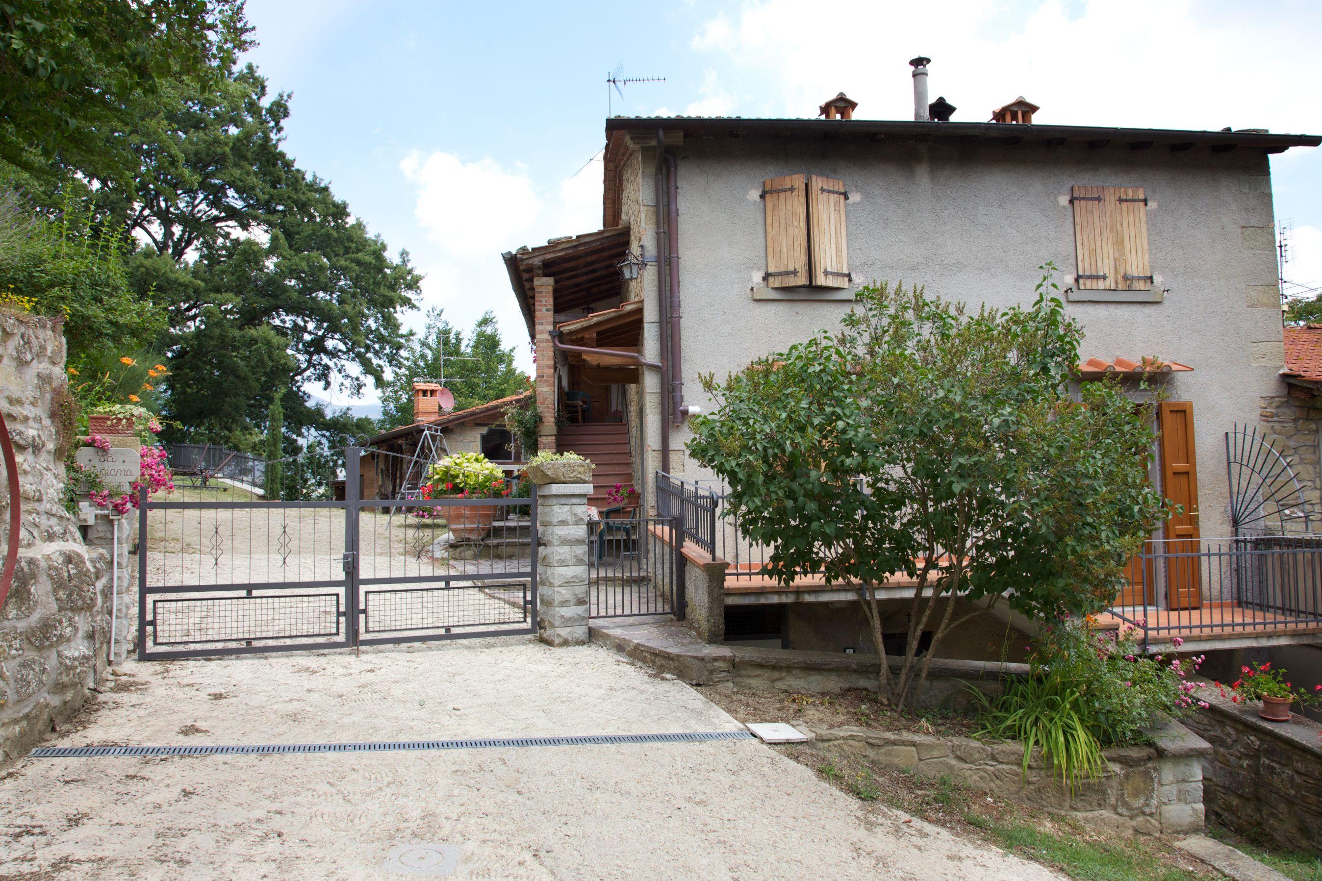 Hébergement de 60 m² avec 2 chambres