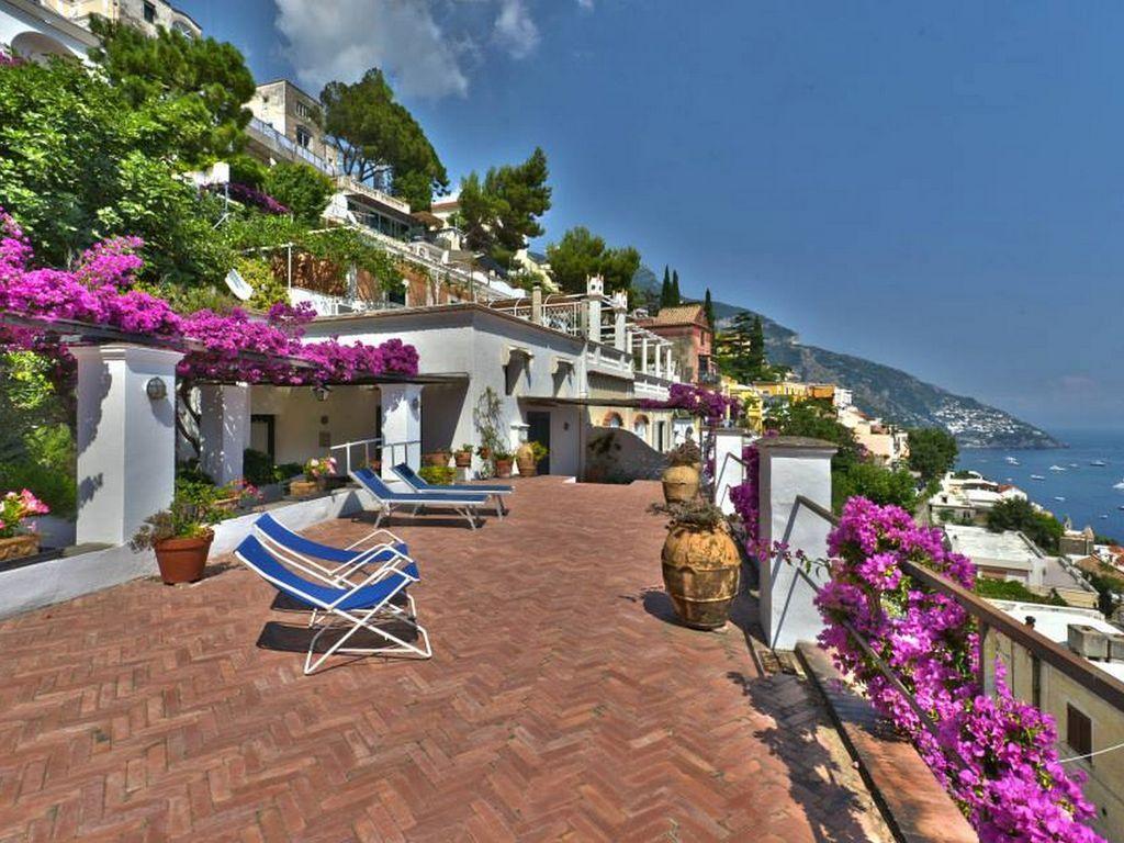 Alojamiento de 2 habitaciones en Positano