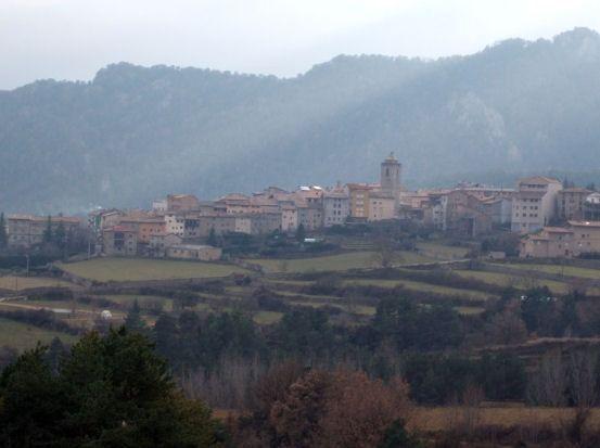Residencia en Sant llorenç de morunys de 3 habitaciones