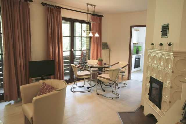 Suitable for pets holiday rental with 1 room