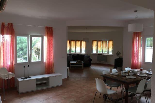 Apartment in Costa de la calma for 8 guests