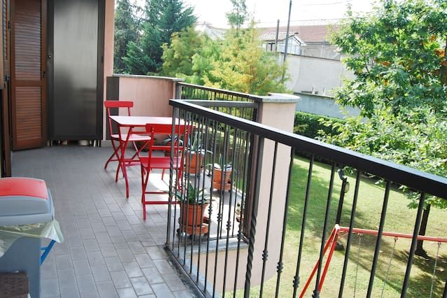 Nice,cozy, 2 room flat SanSiro area