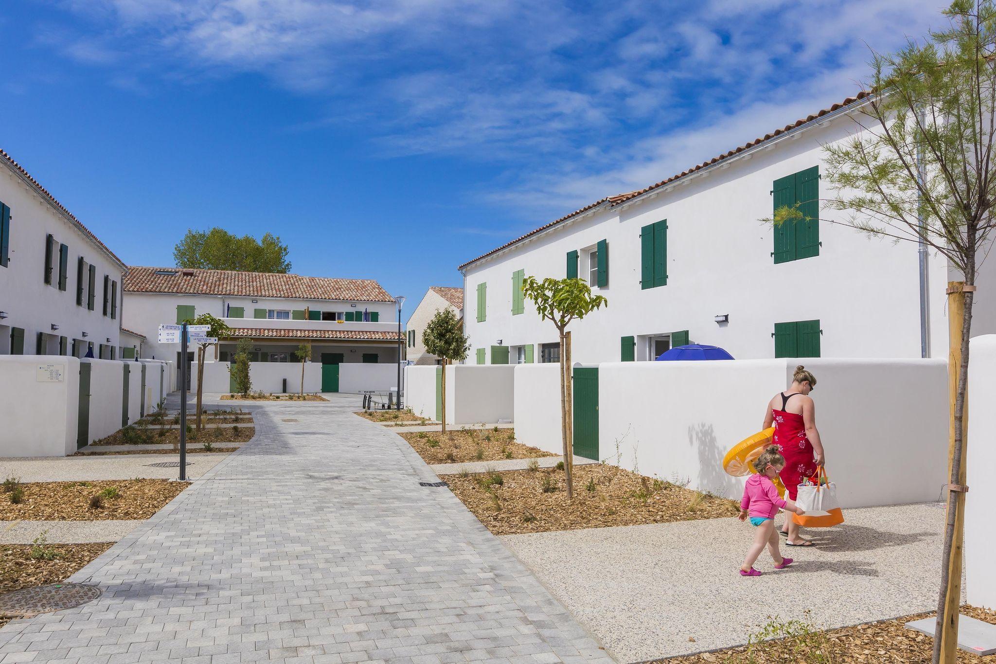 Vivienda en Rivedoux plage de 2 habitaciones