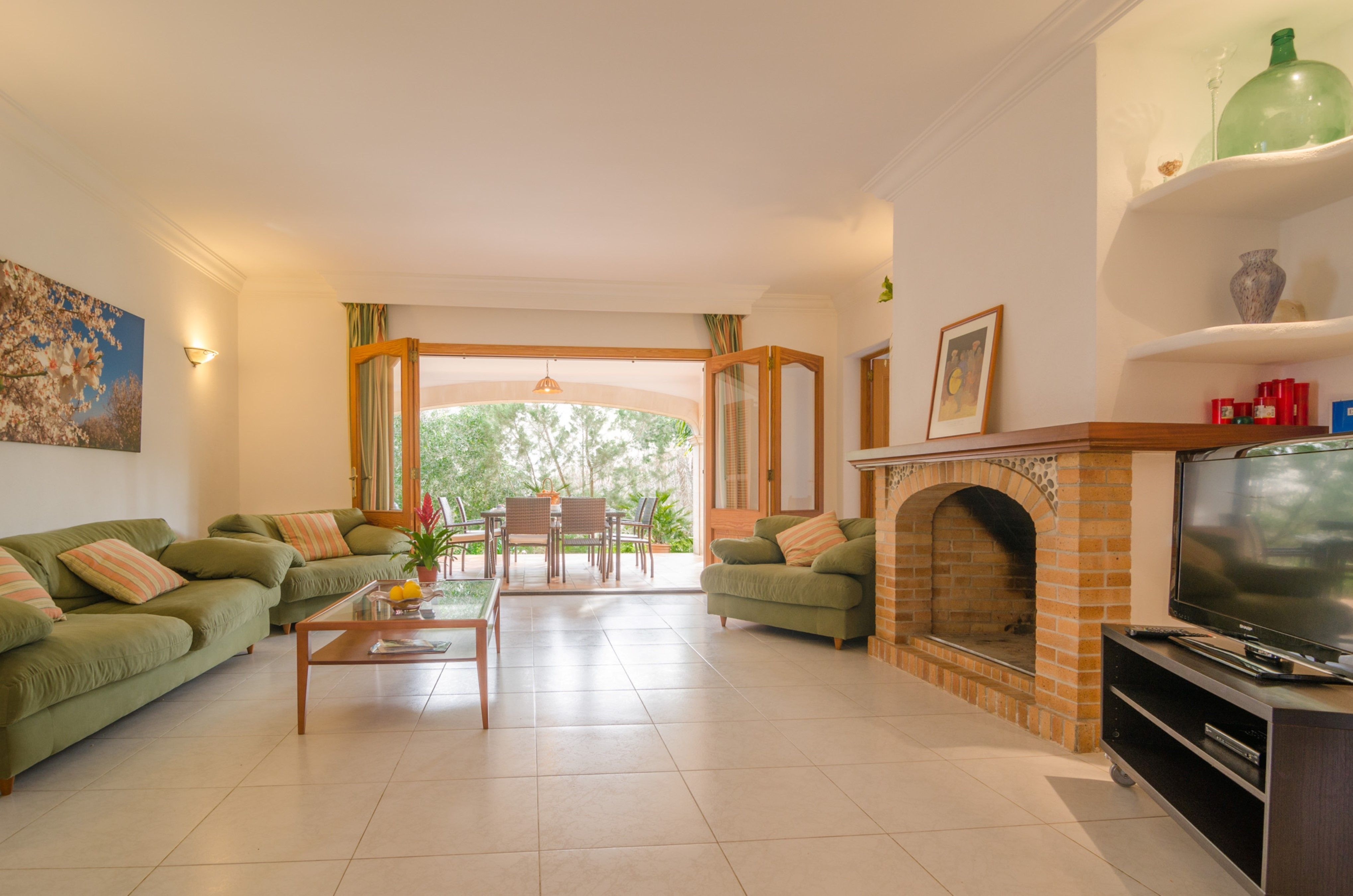 Homely holiday rental in Portopetro