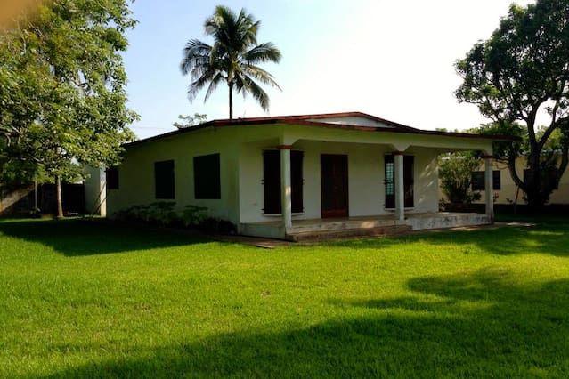 House in Tlacotalpan, Veracruz