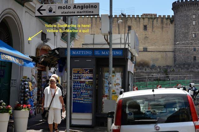 Apartamento de 45 m² en Napoli
