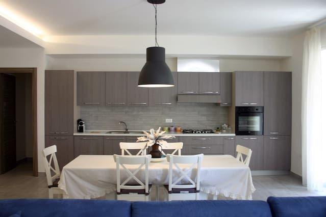 Provisto apartamento en Terracina