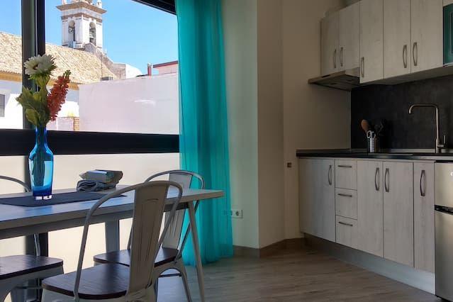 Con vistas alojamiento en Ayamonte