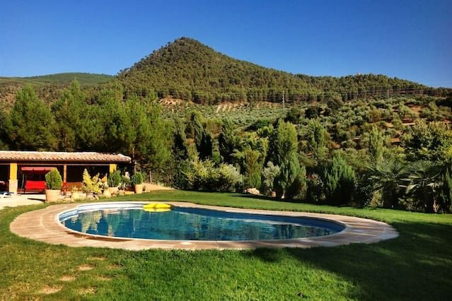 Casa rural en Orcera (Jaén)