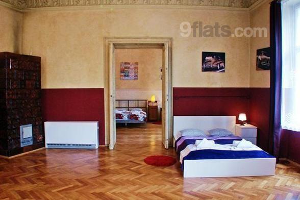 Apartamento en el centro con  Internet en Cracovia