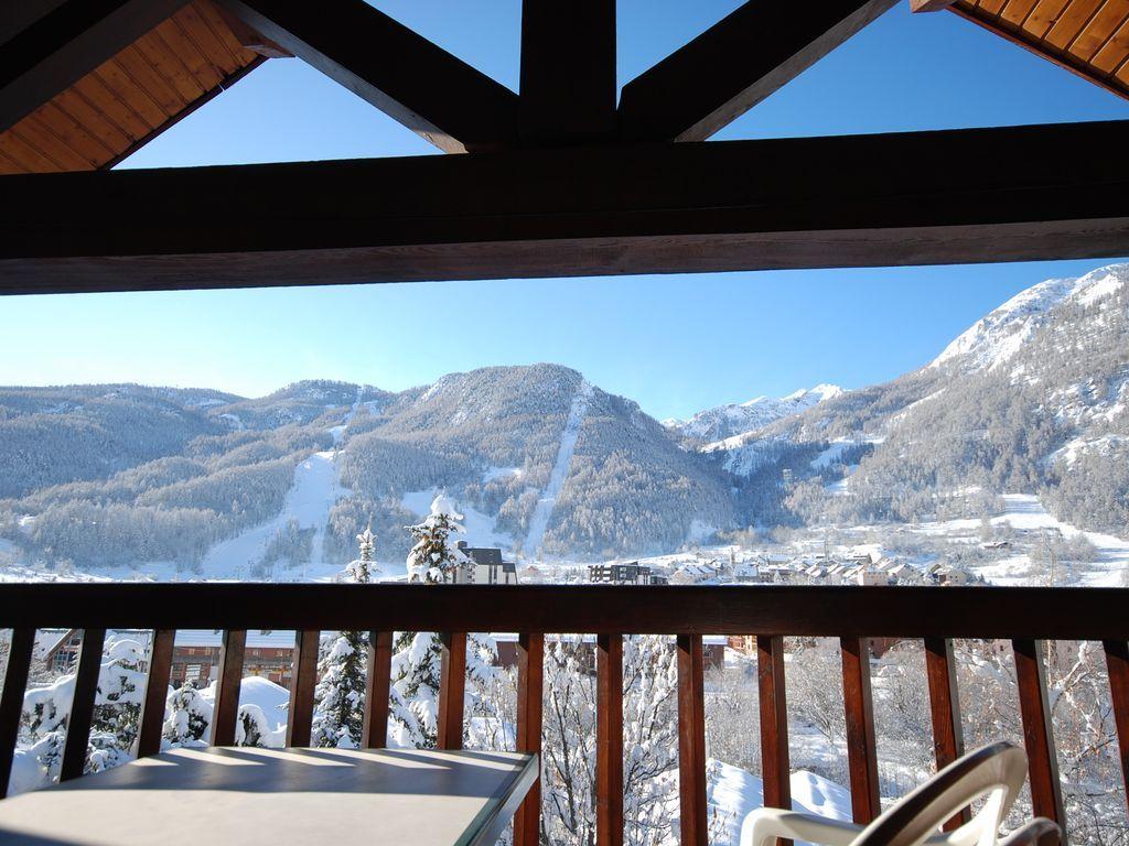 Alojamiento de 46 m² en Hautes-alpes