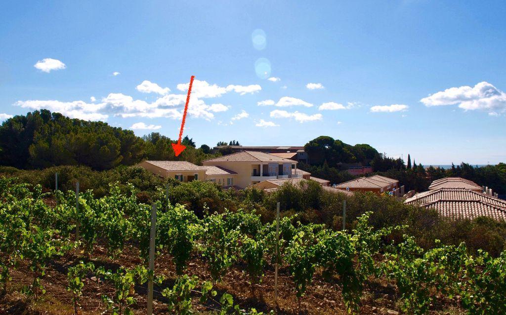 Alojamiento de 95 m² en Narbonne plage
