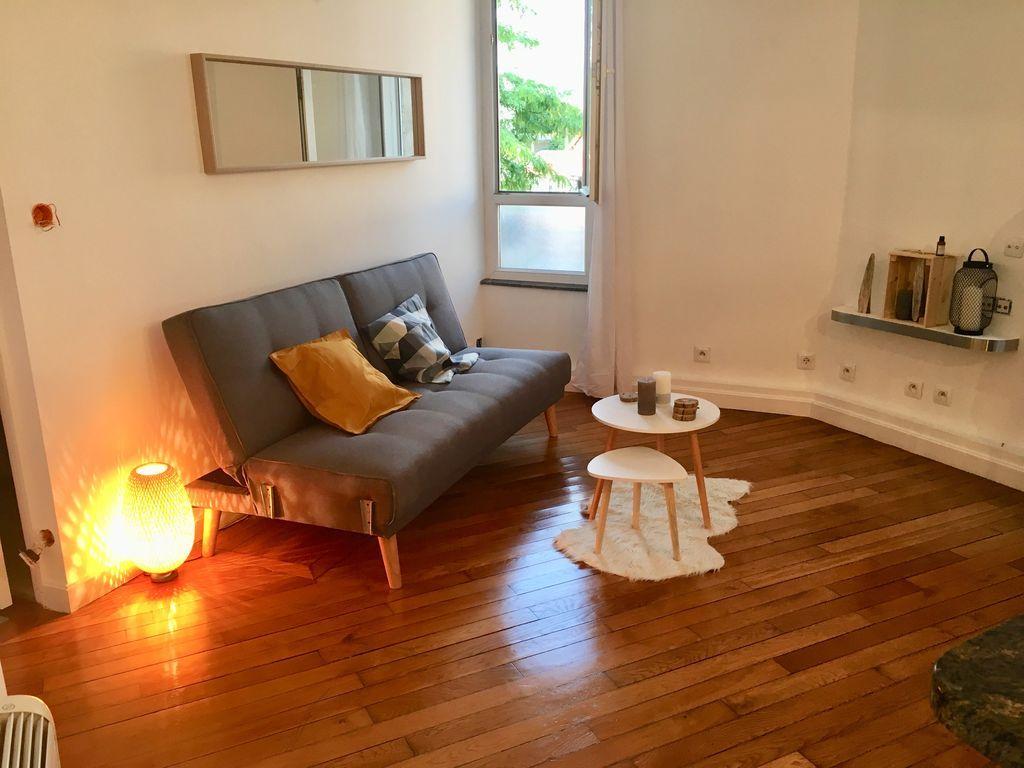 Équipé appartement de 40 m²