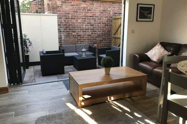 Alojamiento en Congleton de 1 habitación