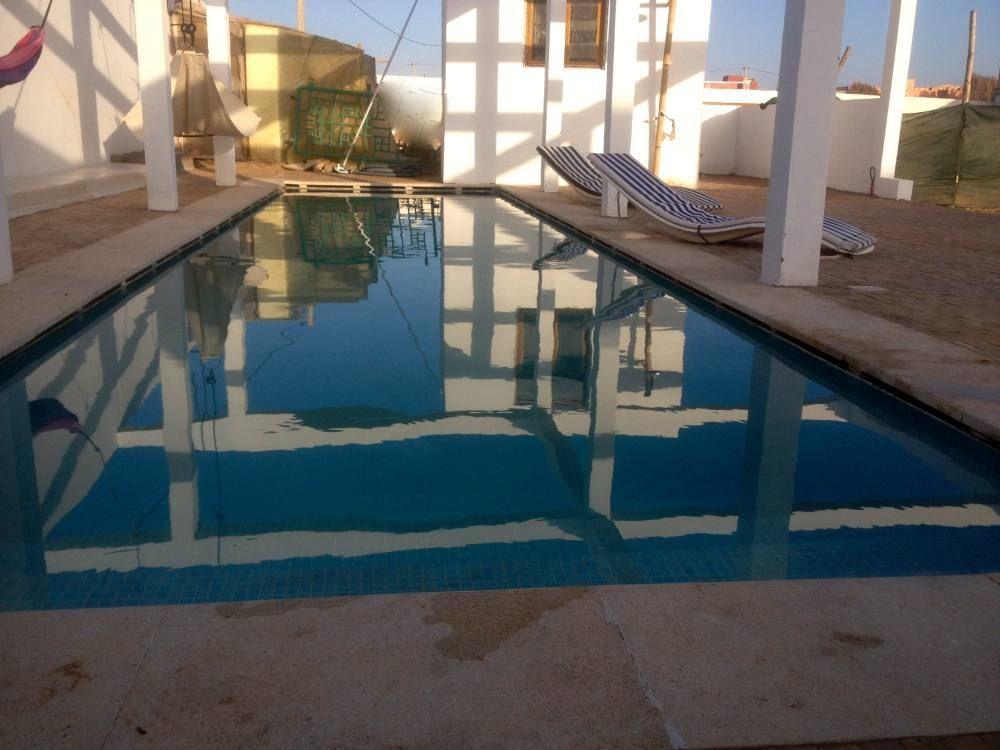 Alojamiento en Agadir de 8 habitaciones