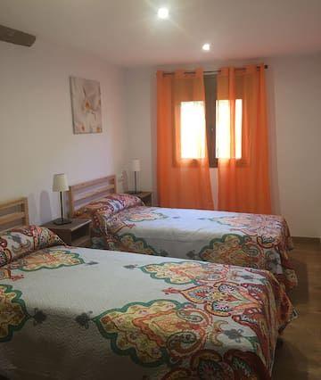 Apartamento para 6 huéspedes en Ribes de freser