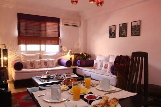 Colorful City Center Apartment w/ Pool Access, Housekeeping, Transportation Included